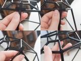 diy-geometric-pendant-light-fixture-of-straws-6