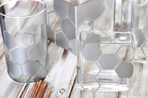 6 DIY Geometric Vases For Displaying Flowers Stylishly