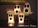 Diy Ghost Luminaries