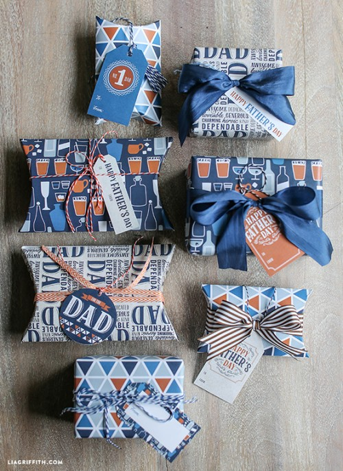 printable gift wrap (via liagriffith)