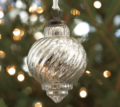 Diy Glass Christmas Tree Ornaments