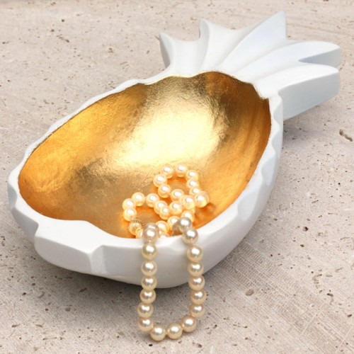 Gold Dipped Bowl (via Shelterness) Pictures Gallery