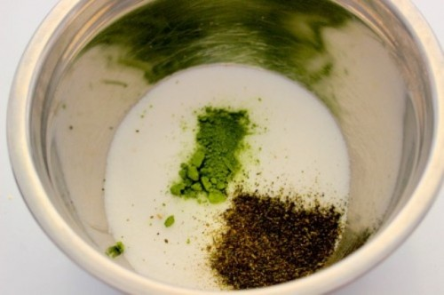Diy Green Tea Sugar Scrub