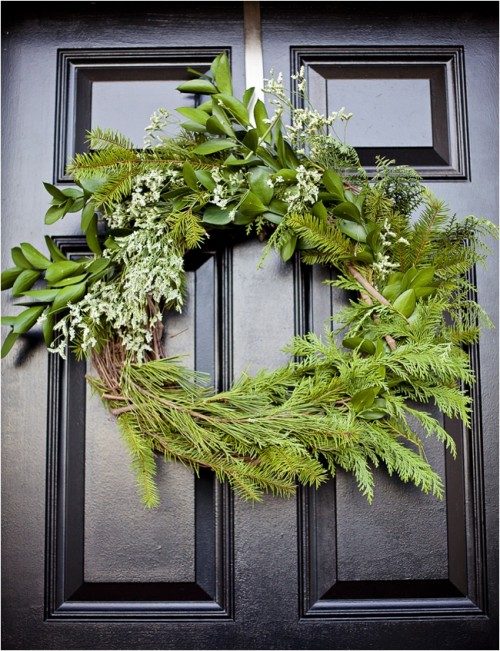holiday wreath (via thepfotoshop)