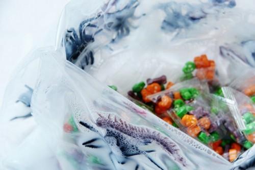 Diy Halloween Candy Clutch