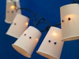 Diy Halloween Lantern Garland