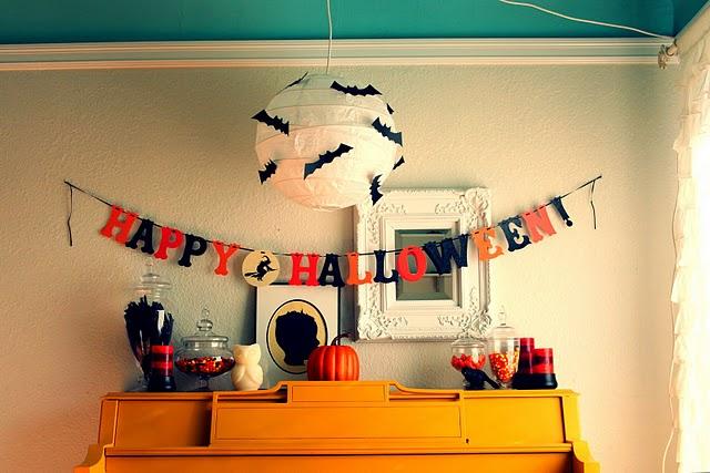 Diy Halloween Suspended Lantern