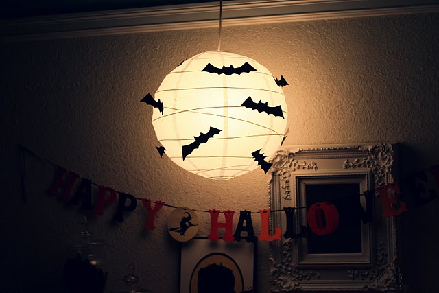 Diy Halloween Suspended Lantern