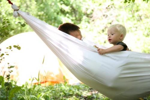 DIY Hammock For Your Backyard