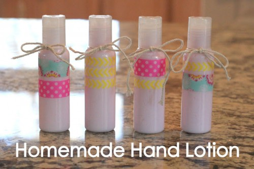 vintage homemade hand lotion (via doeadeery)