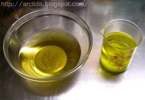 Diy Hand Cream With Oils Andvitamins