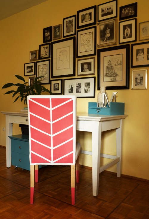 Diy Henriksdal Dining Chair Hack