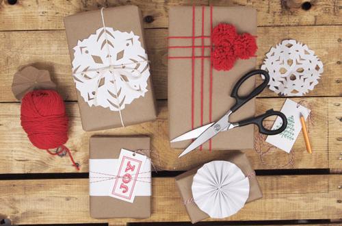 Diy Holiday Wrap Ideas