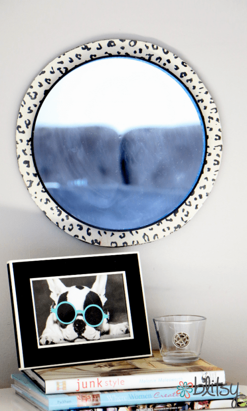 9 Diy Home D Cor Crafts With Animal Prints Shelterness