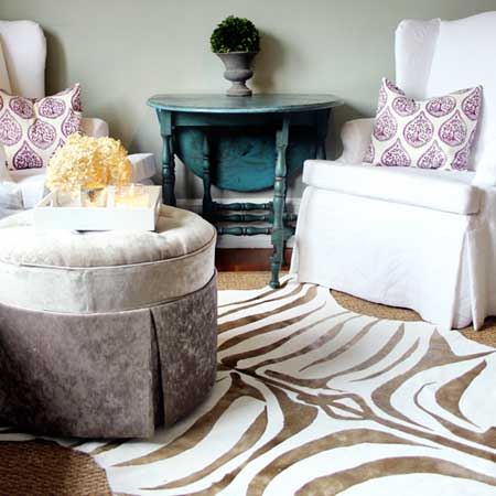 9 DIY Home Décor Crafts With Animal Prints