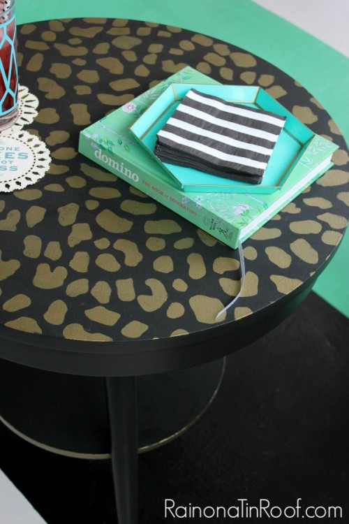 9 diy home décor crafts with animal prints shelterness