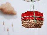 Diy Hot Balloon Outdoor Lamp