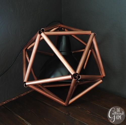 copper pipe hack (via thegatheredhome)