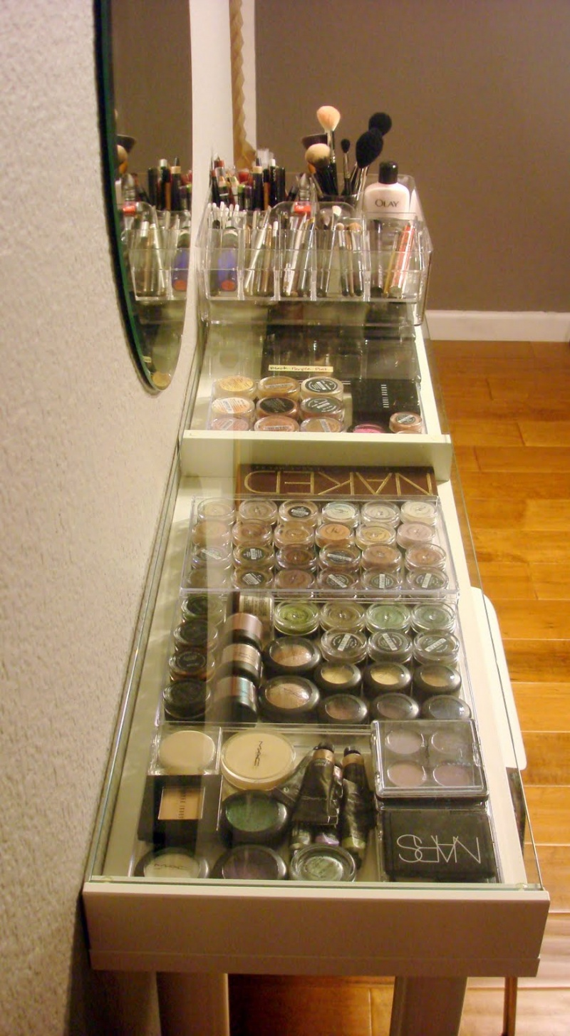 Diy Ikea Makeup Vanity