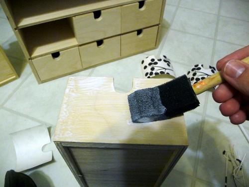 Diy Ikea Tabletop Organizer