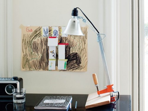Diy Industial Desk Lamp From A Bar Clam And Clamp Light
