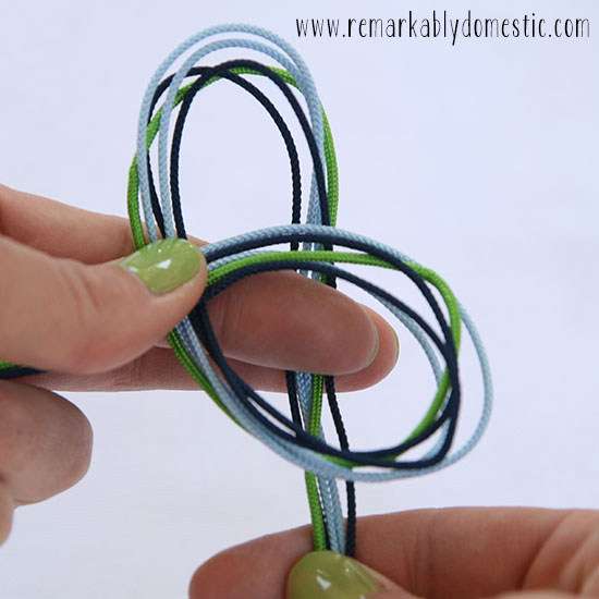 Diy Infinity Knot Cord