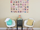 diy-instagram-wall-with-colorful-washi-tape-2