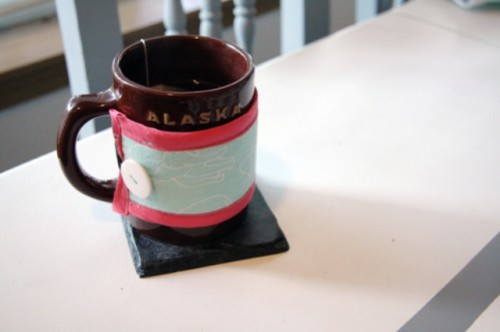 Diy Insulated Mug Cozy