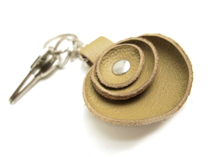 Diy Keychain As Fathers Day Gift