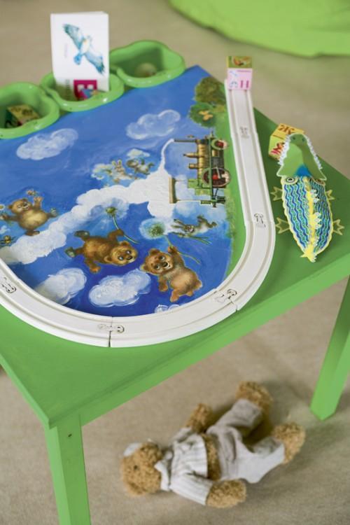 Diy Kids Coffee Table