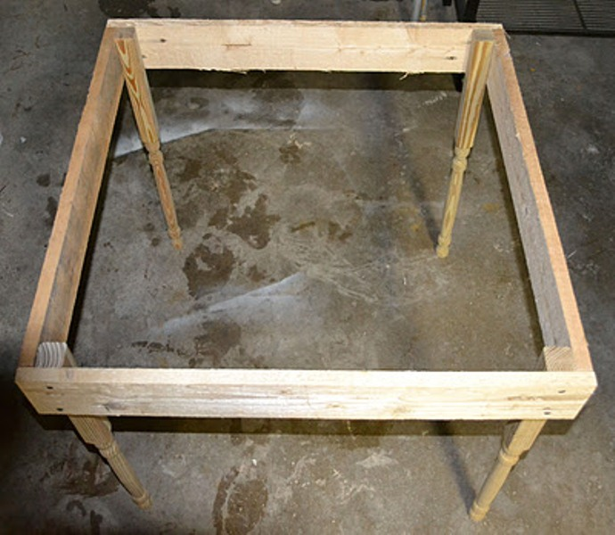 Diy Kids Pallet Table