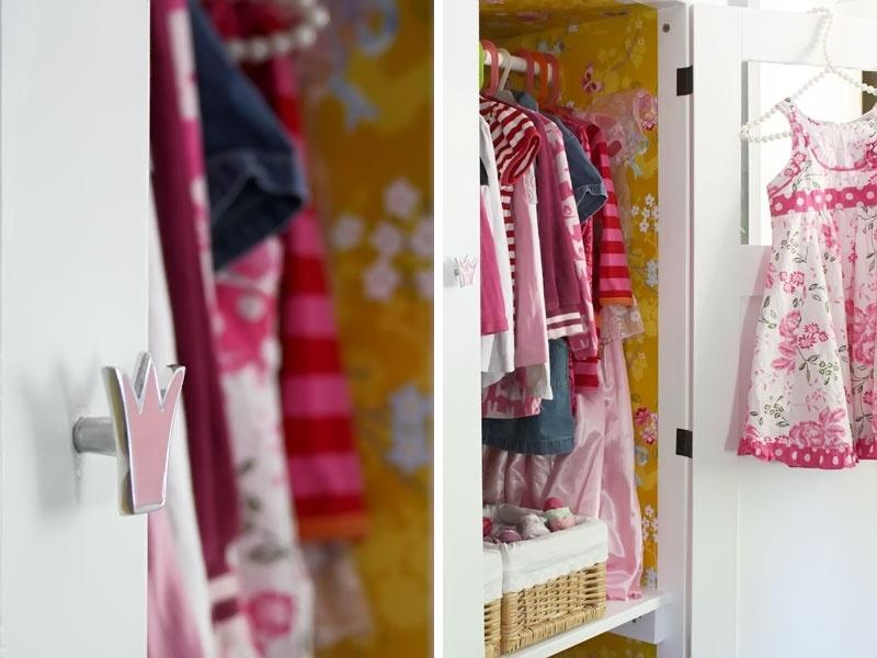 Diy Kids Wardrobe From Ikea