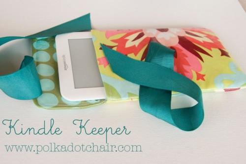 DIY Kindle Keeper