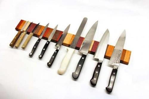 rainbow knife holder (via shelterness)