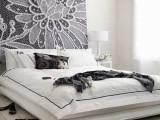 Diy Lace Wall Art