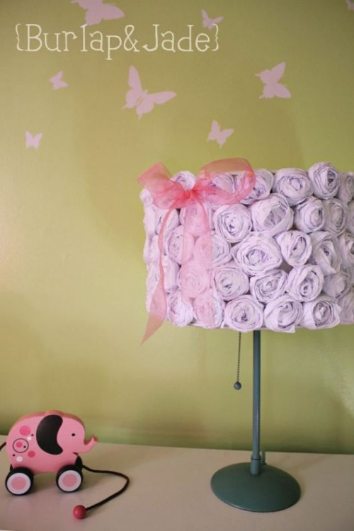 DIY Decorating: Dressed-Up Lampshade recommendations
