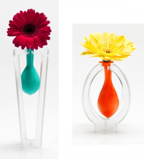 Diy Latex Baloon Vases
