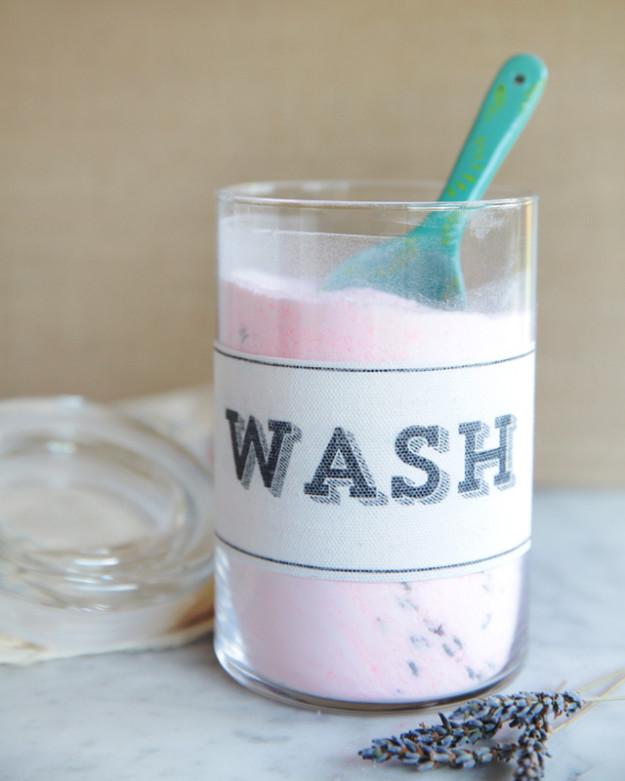 lavender laundry soap