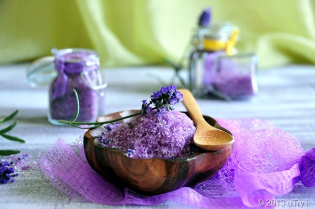 Diy Lavender Bath Salt
