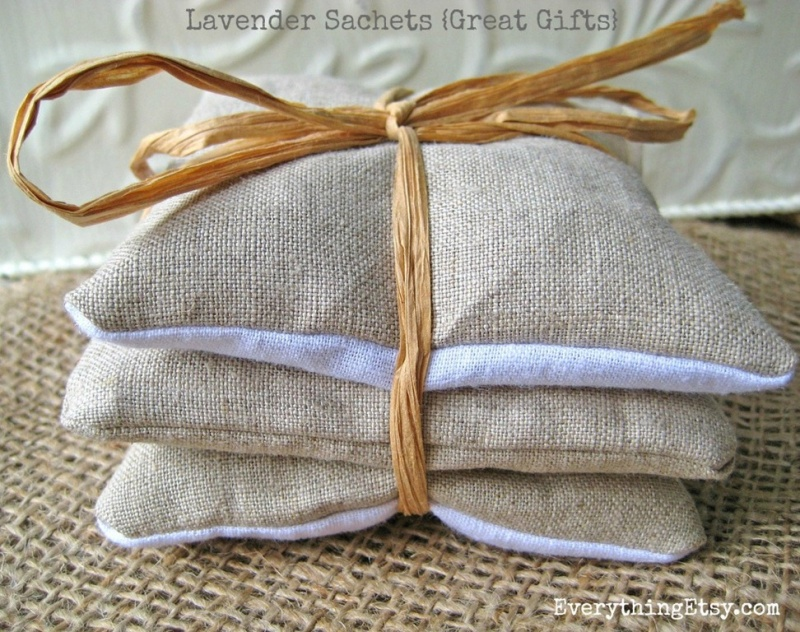 Diy Lavender Sachets To Fill Your Things With Summer Aromas