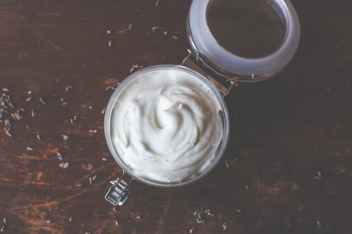 DIY Lavender Whipped Body Butter