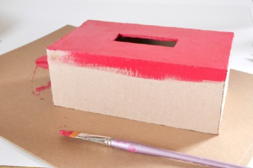 Diy Lego Kleenex Box Cover