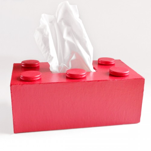 Diy Lego Kleenex Box Cover Shelterness