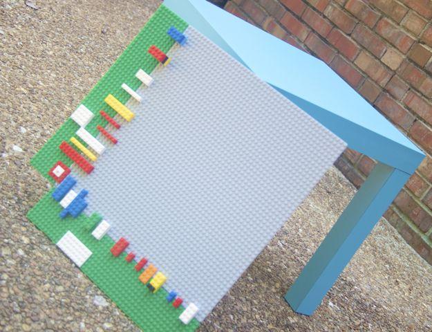 Diy Lego Playtable