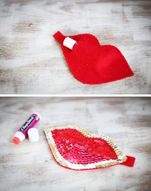 Diy Lip Gloss Holder For Your Purse