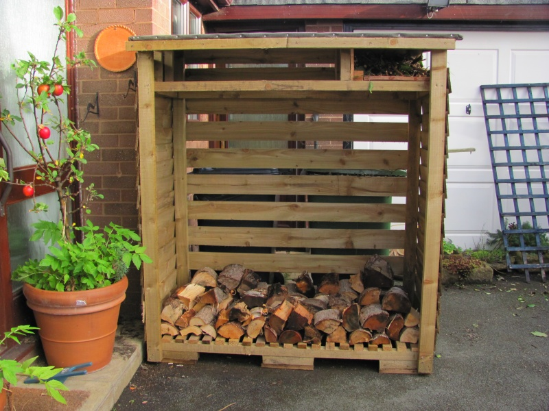 middle sized log store
