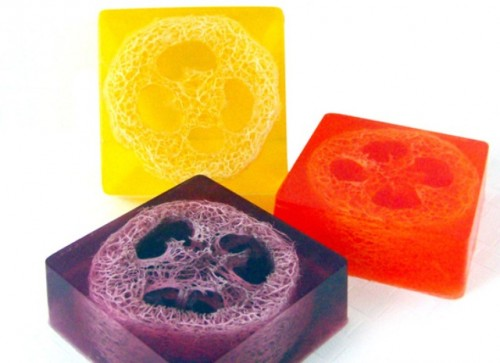 DIY Loofah Soap For A Spa-Like Experience