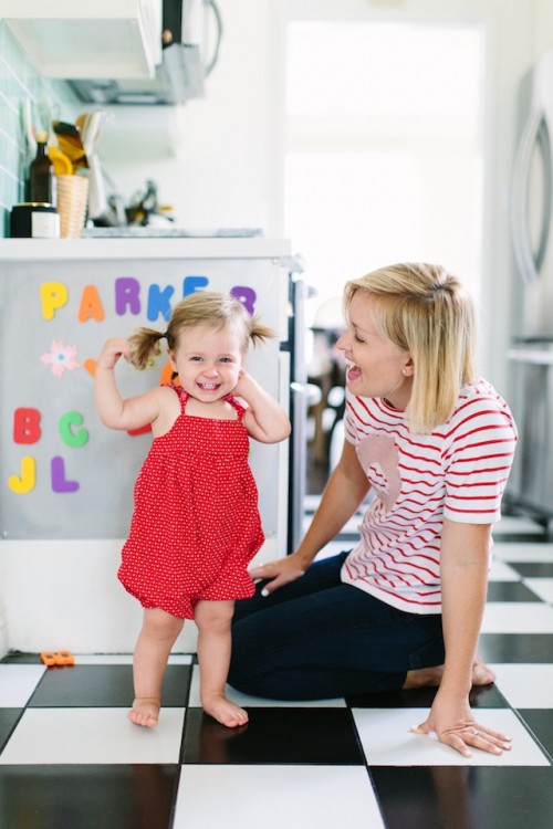 DIY Magnetic Play Board For Your Little Ones