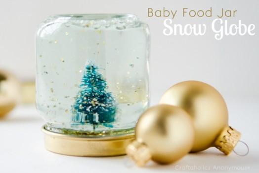 kids snow globes