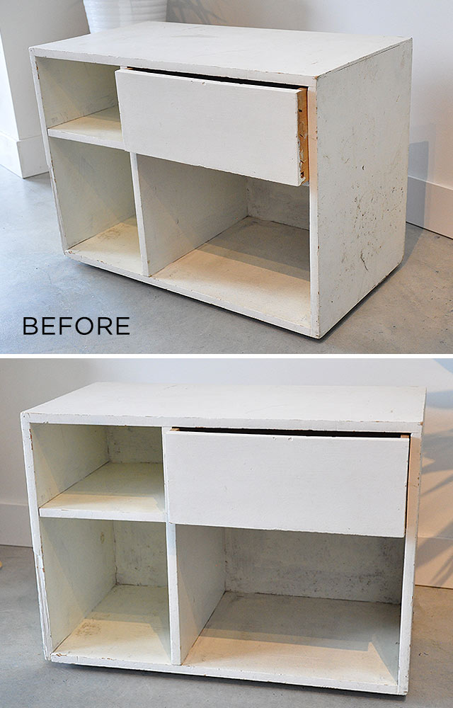 Picture Of diy mid century modern inspired drawer  2